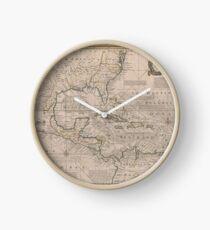 West Indies 1720 Clock