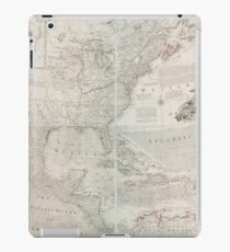 North America 1763 iPad Case/Skin