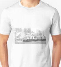 Chequers Hotel Unisex T-Shirt