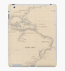 America 1529 iPad Case/Skin