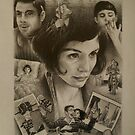 amelie tribute by meatwork