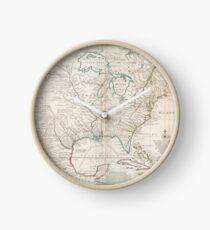 North America 1720 Clock