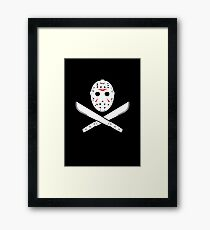 Jolly Jason Framed Print