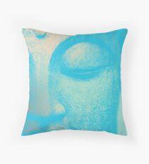 Buhdda II Throw Pillow