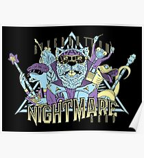 Riverbottom Nightmare Band Poster