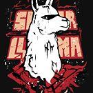 Super llama by sant2