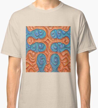 No person #DeepDream #Art Classic T-Shirt