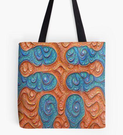 No person #DeepDream #Art Tote Bag
