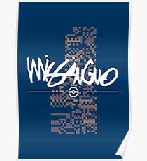 MissingNo Brand Poster