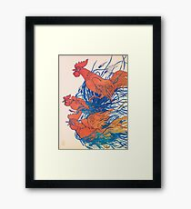 The Bluegrass Framed Print