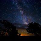 Under The Stars at the Grand Canyon  by Saija  Lehtonen