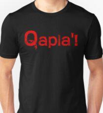QAPLA'! Unisex T-Shirt