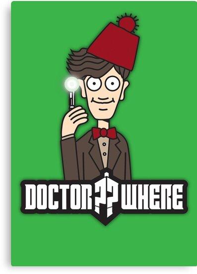 Doctor Where by TedDastickJr