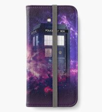 Materialising In Space iPhone Wallet/Case/Skin