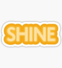 Shine Sticker