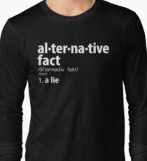 Alternative Facts Definition T-Shirt