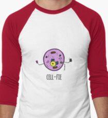 Cell-fie Men's Baseball ¾ T-Shirt