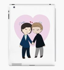 Chibi Charles And Erik iPad Case/Skin