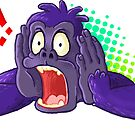 Gorilla shock by Redilion
