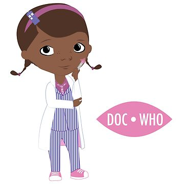 Doc Who by JBGD