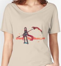 RWBY - Rose Women's Relaxed Fit T-Shirt