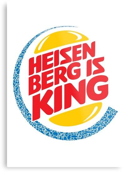 Heisenberg Is King by TedDastickJr
