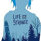 LIFE IS STRANGE - CHLOE by nowherejubs