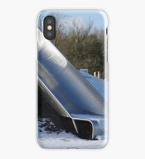 Winter Slide iPhone Case/Skin