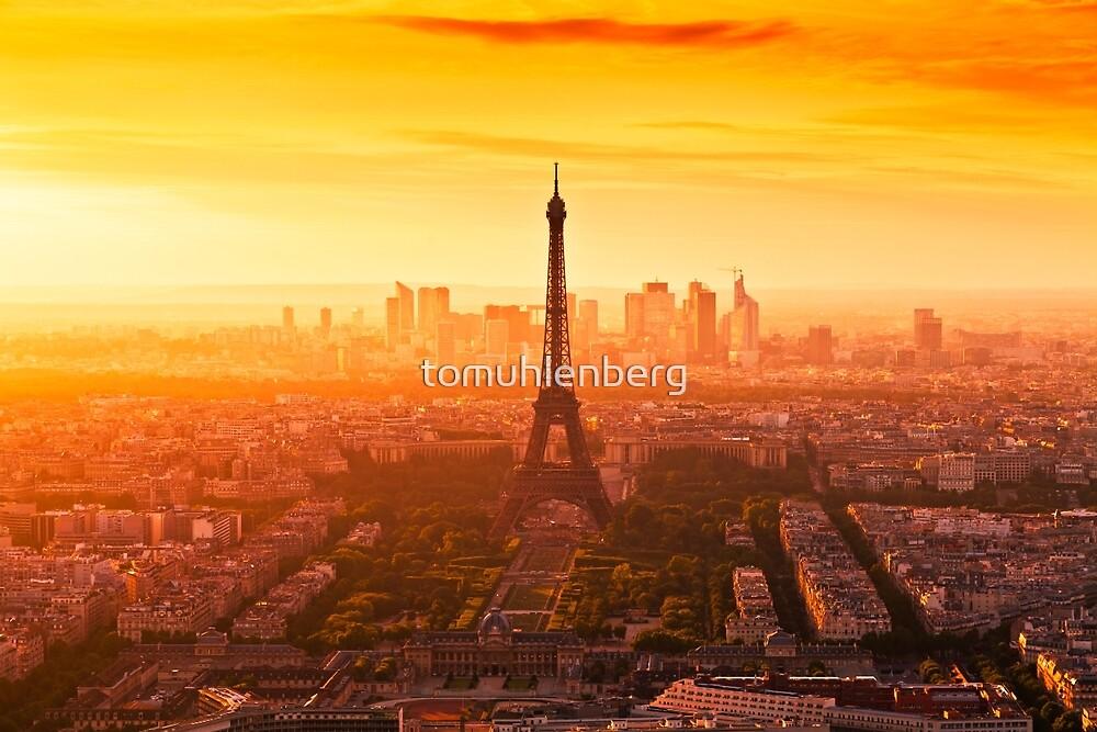 PARIS 14 by tomuhlenberg