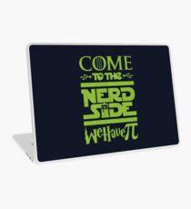 Nerd Laptop Skin