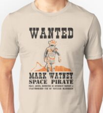 Wanted! Mark Watney: Space Pirate T-Shirt