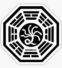 The Dharma Initiative - The Hydra Station Sticker