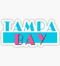 Tampa Bay Florida Vice Sticker