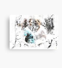 Wentworth - Ballie - Danielle Cormack/Kate Jenkinson - Bea Smith/Allie Novak Canvas Print