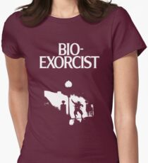 Bio-Exorcist Womens Fitted T-Shirt