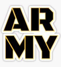 ARMY Sticker