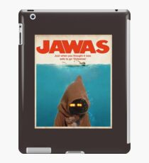 Jawas : Inspired by Star Wars & Jaws iPad Case/Skin