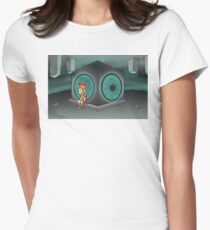The Last Centurion Womens Fitted T-Shirt
