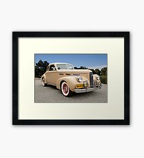 1940 LaSalle 5027 Classic Coupe 3 Framed Print
