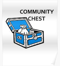 Community Chest Poster