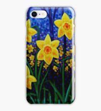 Daffodil Cluster iPhone Case/Skin