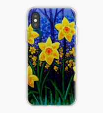 Daffodil Cluster iPhone Case