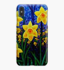 Daffodil Cluster iPhone XS Max Case