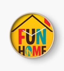 Fun Home A New Broadway Musical Clock