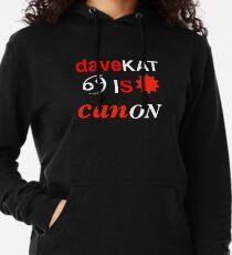 Davekat is canon  Lightweight Hoodie