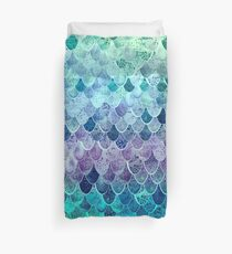 MAGIC MERMAID RAINBOW Duvet Cover