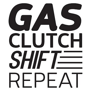 Gas Clutch Shift Repeat by artack