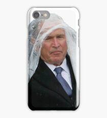 George Bush Poncho iPhone Case/Skin