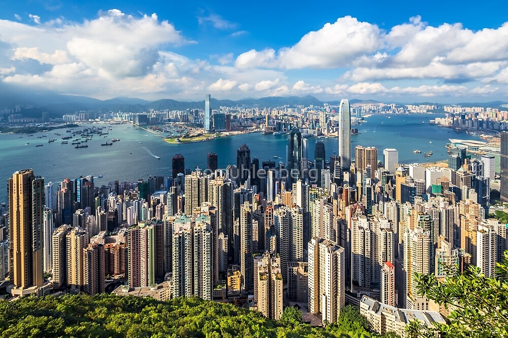 HONG KONG 01 by tomuhlenberg