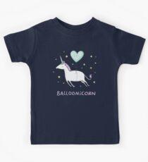 Balloonicorn Kids Tee